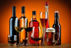 что относится к спиртному?