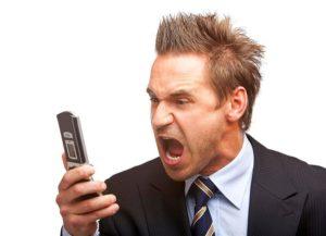 по стационарному или мобильному телефону
