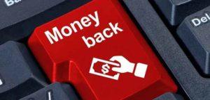 претензия на возврат денежных средств по договору оказания услуг