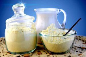 типы молочной продукции
