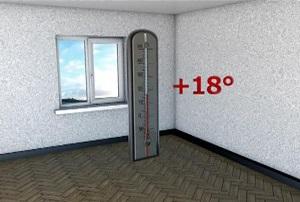 нормы температуры в квартире