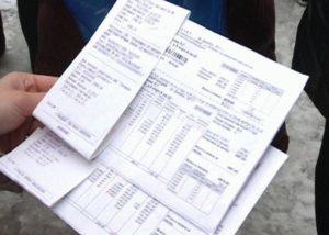 время хранения чеков