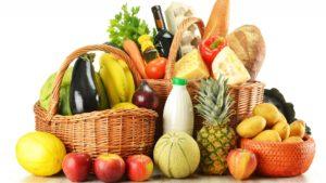 продовольственные изделия