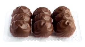 воздушный шоколадный зефир