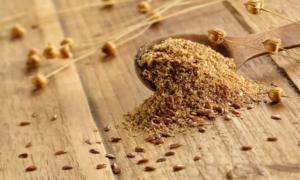 условия для изделия из семян льна