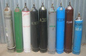 длительность хранения газов