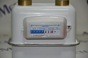 срок службы газового счетчика