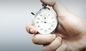 действия при превышении количества допустимых дней