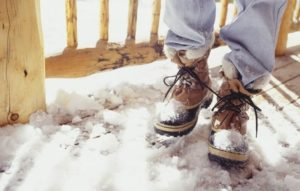 начало зимнего периода