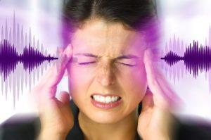 последствия звукового давления