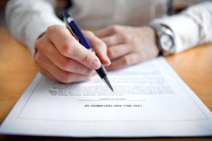 как написать и оформить заявление?