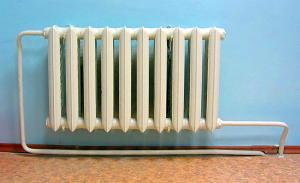 замена батареи отопления в квартире через ЖЭК