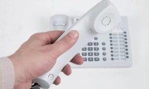 отказ от телефонии