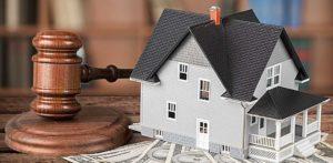 по делам с недвижимостью