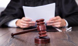 дезориентация суда